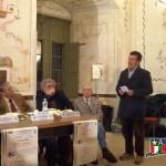 """foto 12 - Presentazione del libro """"il Sovversivo"""" - Sala degli Uccelli - Palazzo Ducale (30/11/2013)"""