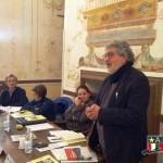 """foto 14 - Presentazione del libro """"il Sovversivo"""" - Sala degli Uccelli - Palazzo Ducale (30/11/2013)"""