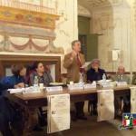 """foto 17 - Presentazione del libro """"il Sovversivo"""" - Sala degli Uccelli - Palazzo Ducale (30/11/2013)"""