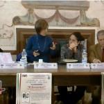 """foto 2 - Presentazione del libro """"il Sovversivo"""" - Sala degli Uccelli - Palazzo Ducale (30/11/2013)"""