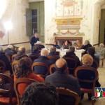 """foto 9 - Presentazione del libro """"il Sovversivo"""" - Sala degli Uccelli - Palazzo Ducale (30/11/2013)"""